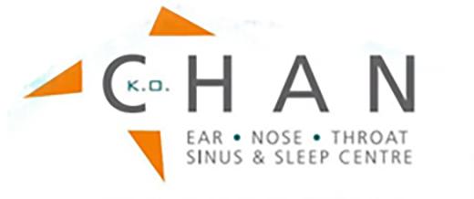 K O Chan ENT Logo